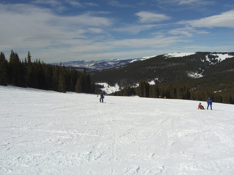Yep, here we are at Ski Cooper over Presidents' Day weekend (2/17-19/07) - the Annual St. Mike's Ski trip.