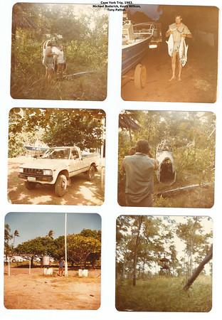 1983, Cape York