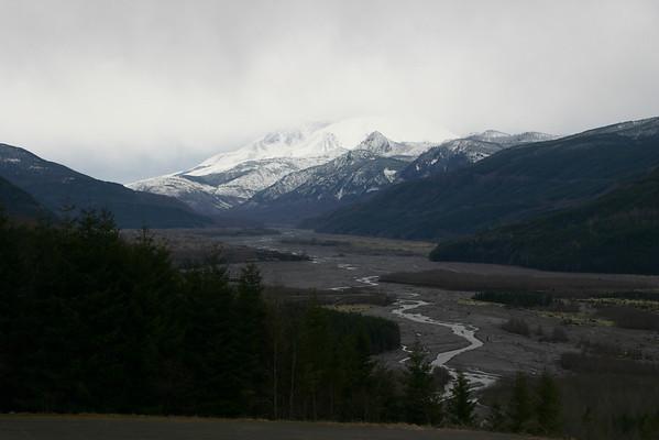 Mt St Helens 2-17-06