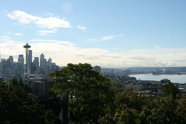 a day in Seattle