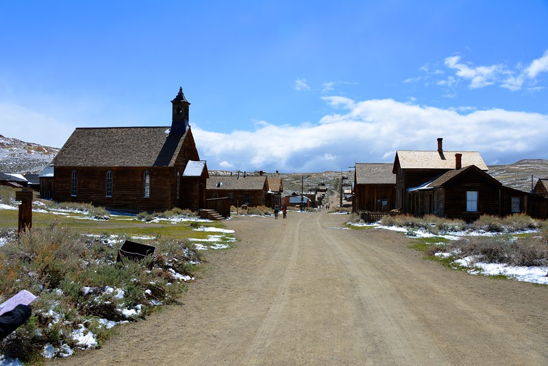 Bodie Ghost Town 003