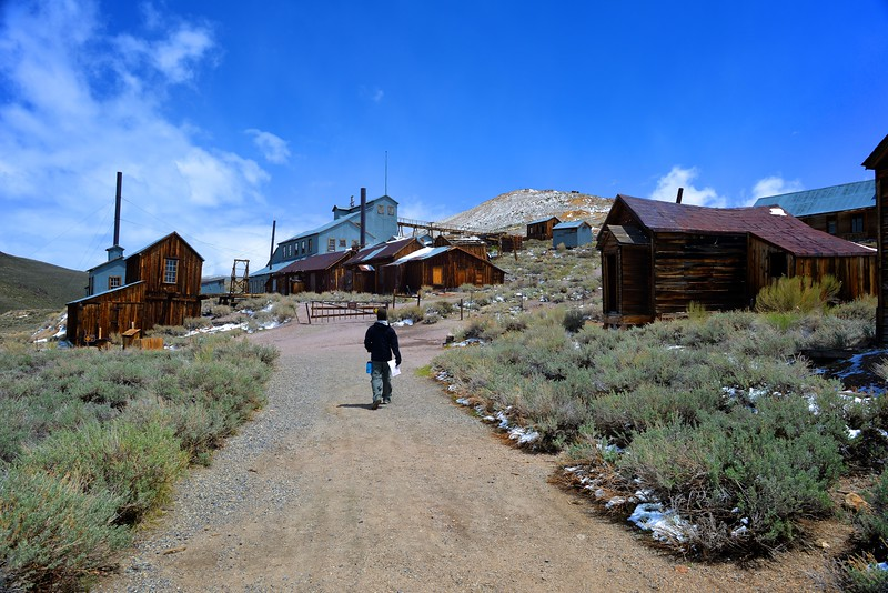 Bodie Ghost Town 024