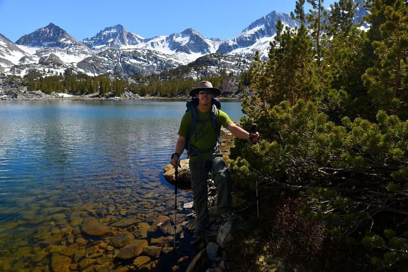 Chickenfoot Lake Hike 096