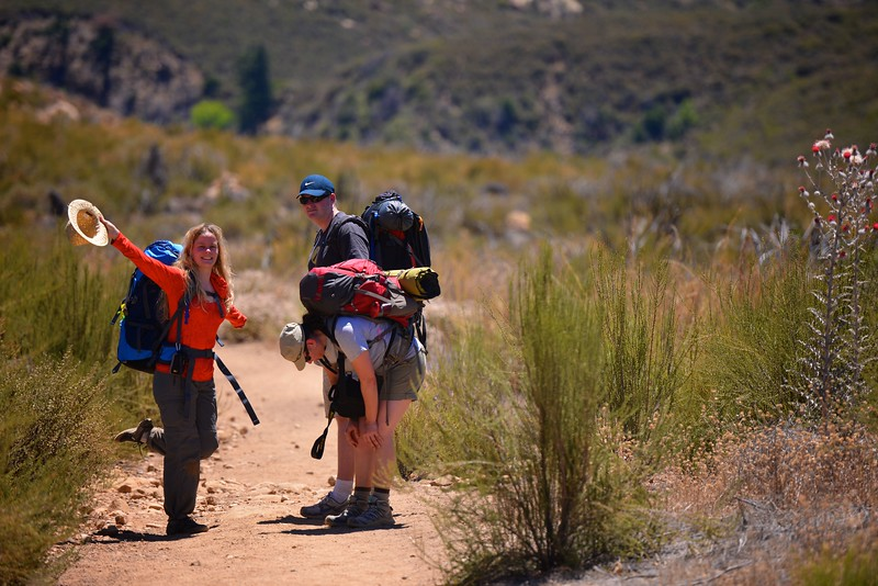 Sespe Creek Hike 007