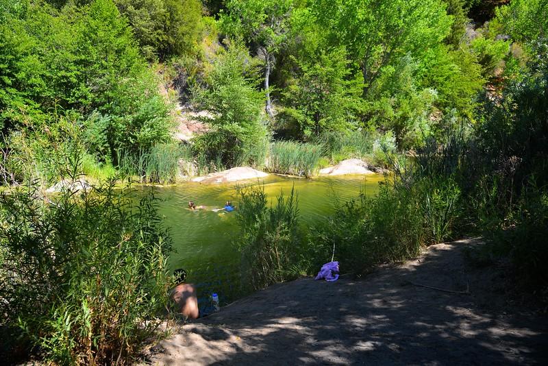 Sespe Creek Hike 026
