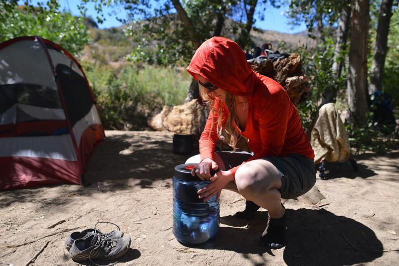 Sespe Creek Hike 024