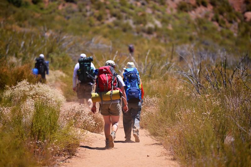 Sespe Creek Hike 009