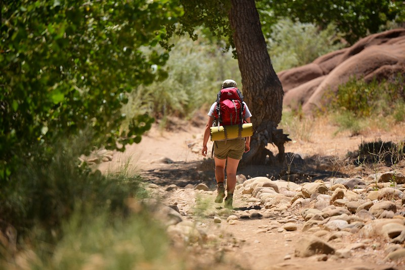 Sespe Creek Hike 023