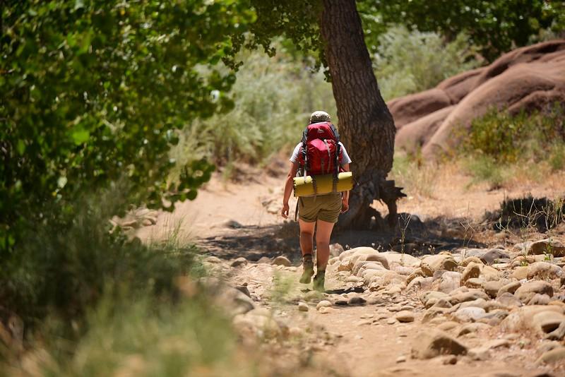 Sespe Creek Hike 023