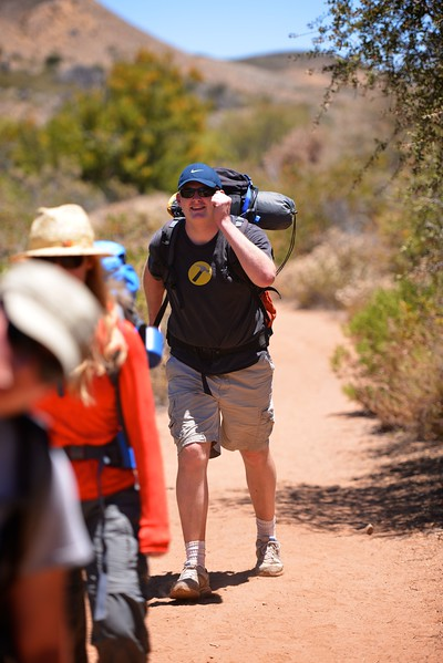 Sespe Creek Hike 020