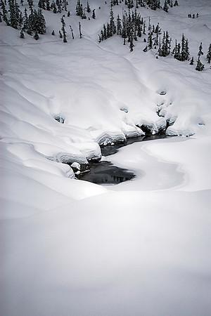 Alpental Backcountry Ski Day