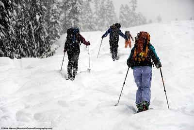 Crystal Basin Ski