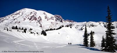 Edith Cr - Mazama Ridge Ski