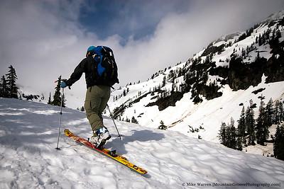 Mt Baker BC Ski