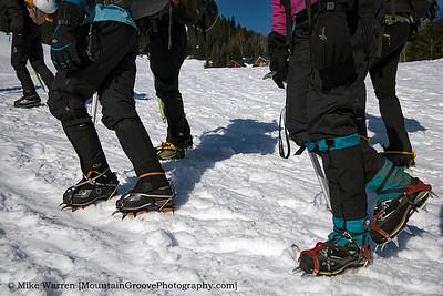 SIG Snow Skills Practice