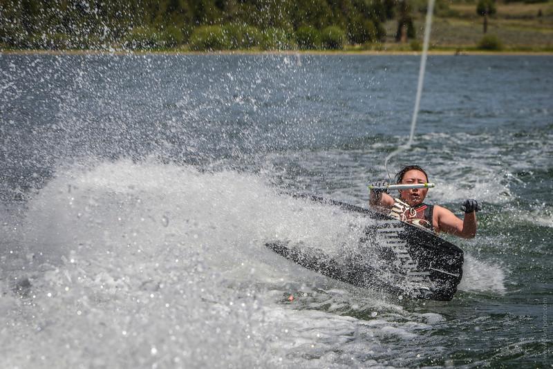 Big Bear Lake Wakeboarding Fall-3