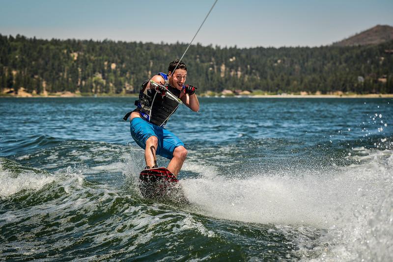 Big Bear Lake Wakeboarding-91