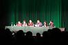 Voice Actors Phil LaMarr, Richard Horevitz, Grey DeLisle, Quinton Flynn an Kevin Michael Richardson doing Star Wars scenes
