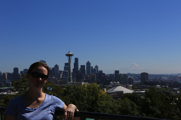 Seattle with Gayle 8/31/2013