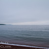 Looking out over Lake Superior from the breakwater