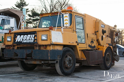 Nothing brings back memories of childhood like this geometric behemoth. Once the army of Mobil Sweepers began gurgling through the maze of suburban streets, cleaning the winter sand off the shoulders, you knew that spring had finally arrived, and winter was nothing but a memory.