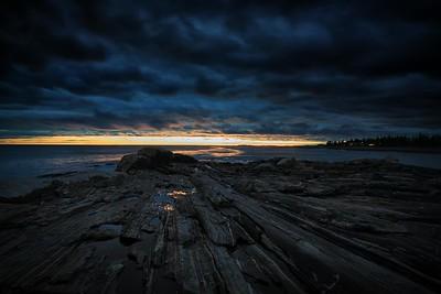 Pemaquid Lighthouse. Bristol, Maine. December, 2015.