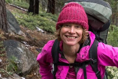 2017 - Yosemite backpack