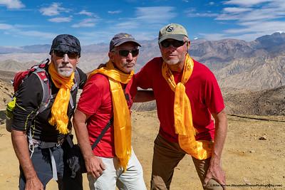 #10.  Backstory:   Zoolander pose on our Nepal trek!