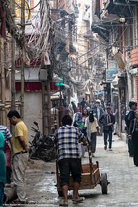 #13. Backstory:  The chaos of Kathmandu!