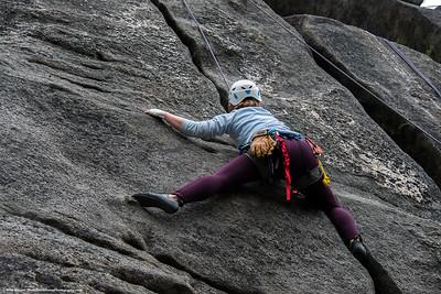 2018 - Leavenworth Rock