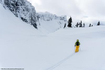 2017 - Baker Backcountry Ski