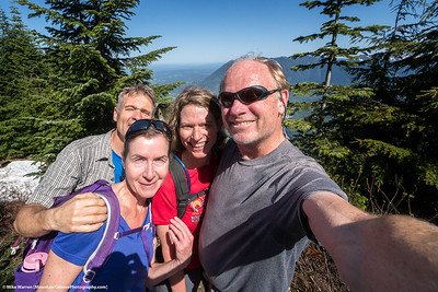 Mt Washington hike