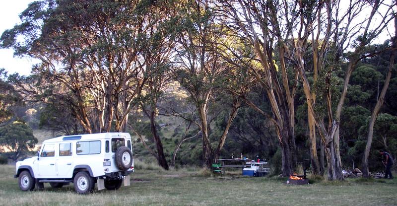 The Gungarlin River Camp