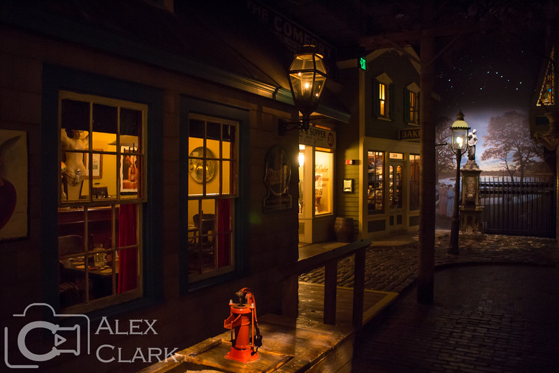 Streets of Old Milwaukee