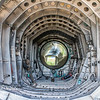 F-15 engine holes