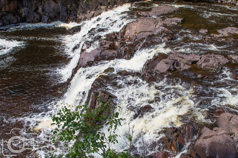 Two-Step Falls