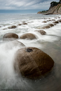 #36 - Bowling Ball Beach, June