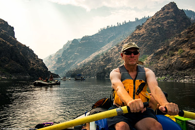 #1 - Lower Salmon River, August, PC: Shan Perera