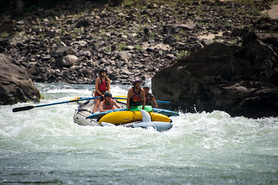 #14 - Lower Salmon River, August