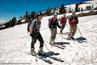 Doug, Ann, Mikhail and Jonathan