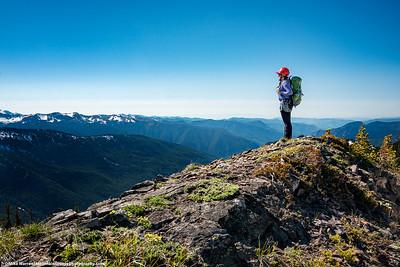 #28 - May, Annie, Norse Peak.