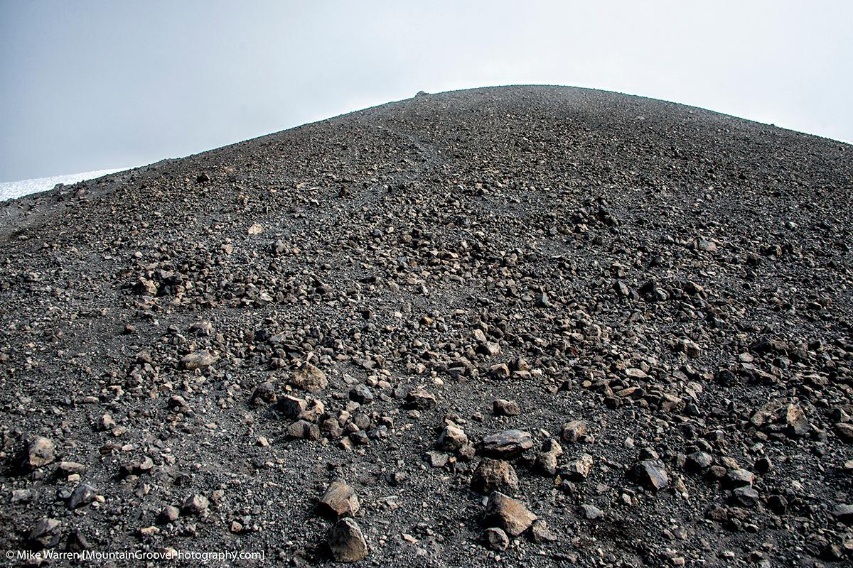 The true false summit, aka Piker's Peak