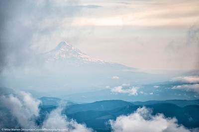 The glorious Mount Hood!
