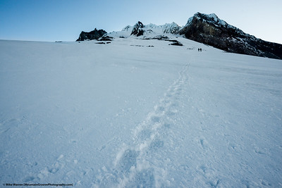 Clear path to the summit!