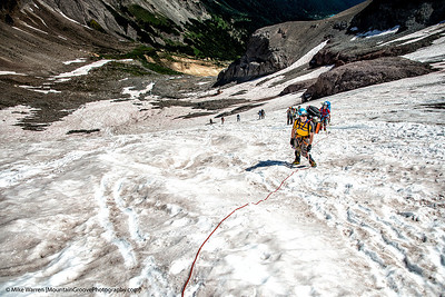 Ascending the Interglacier