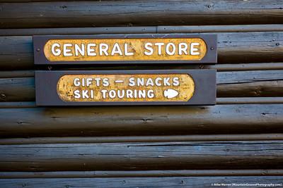I will take ski touring, please!