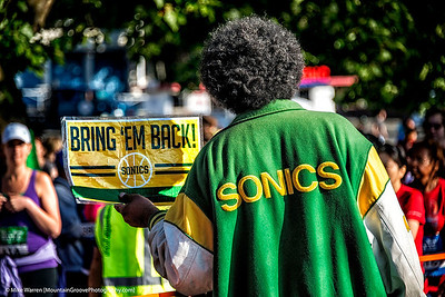 Yea Sonics!   Boo NBA!