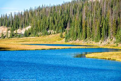 La Poudre lake