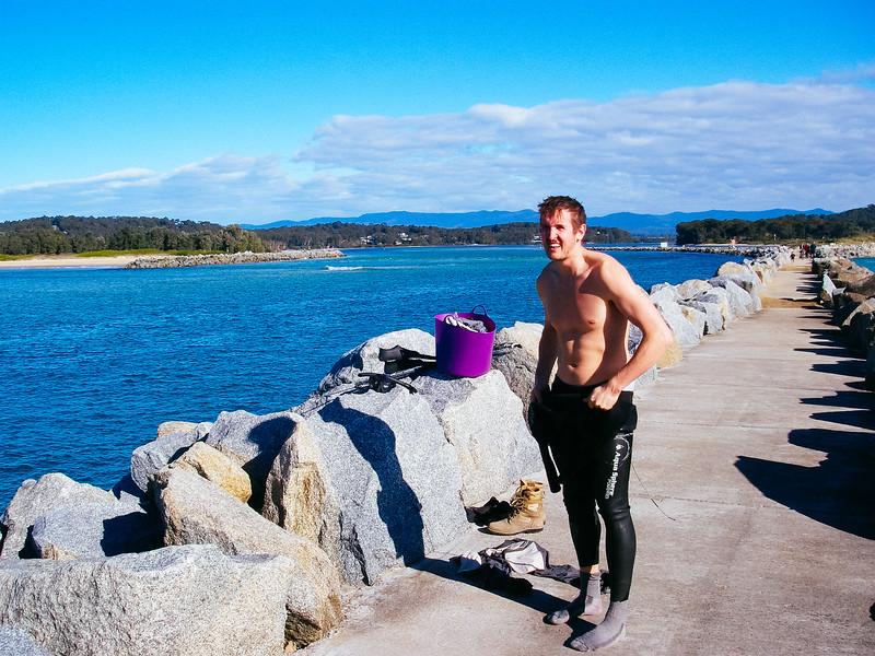 Moruya Breakwater