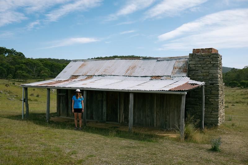 Brayshaws Hut, Namadgi National Park